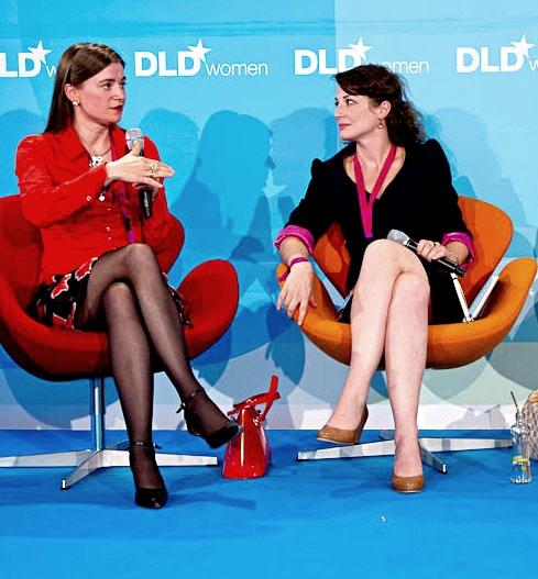 Anke Domscheit, www.dld-conference.com
