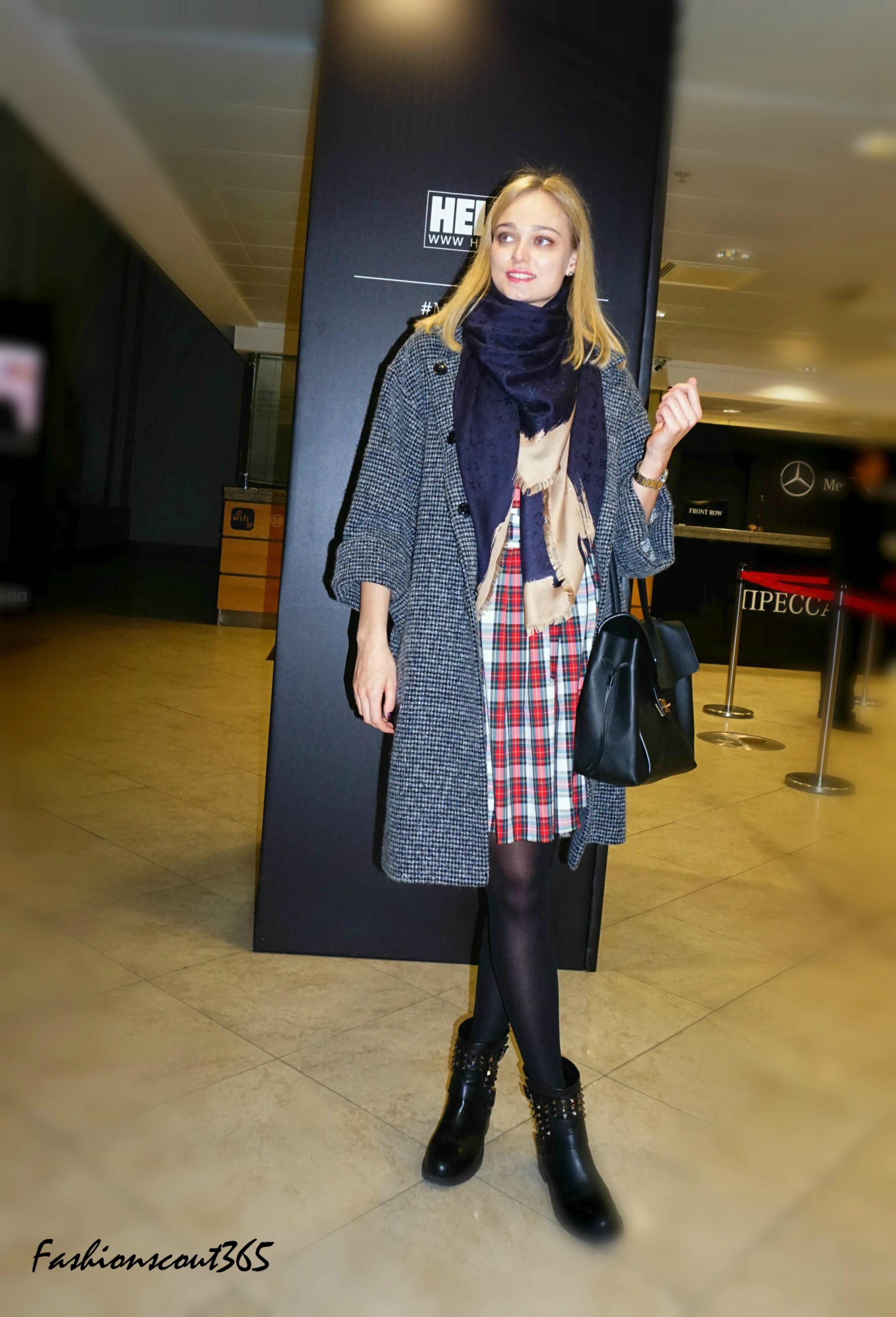 Mercedes Benz Fashion Week Moskau