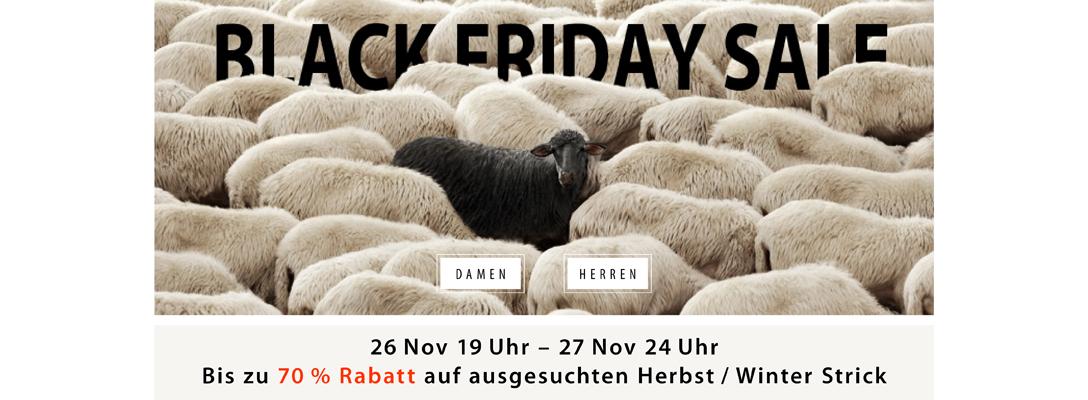 Black Friday 2015 bei Maerz München.