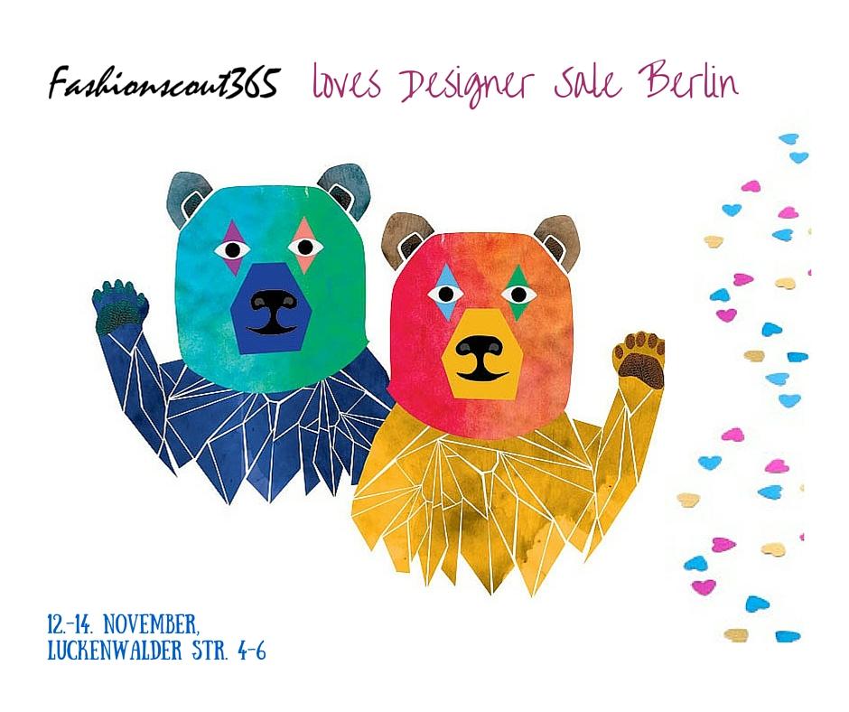 Veranstaltungshinweis Designer Sale Berlin