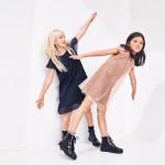 Weihnachts-Edition: Stilvolle Samt-Kleider für Mama und Tochter – zum speziellen Preis bei Zara