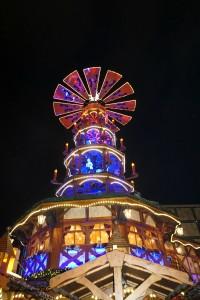 Туристу на заметку. Лучшие рождественские ярмарки в Германии в 2015 г.: рождественская ярмарка на Александерплатц в Берлине.