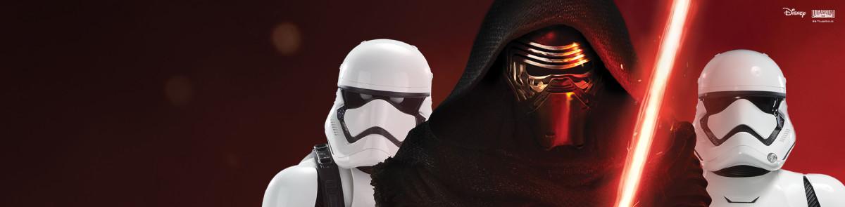 Star Wars limitierte Kollektion bei Uniqlo, Dezember 2015 gelauncht: T-Shirts, Sweat-shirts, Fleece-Decken, Jacken und weitere Accessoires.