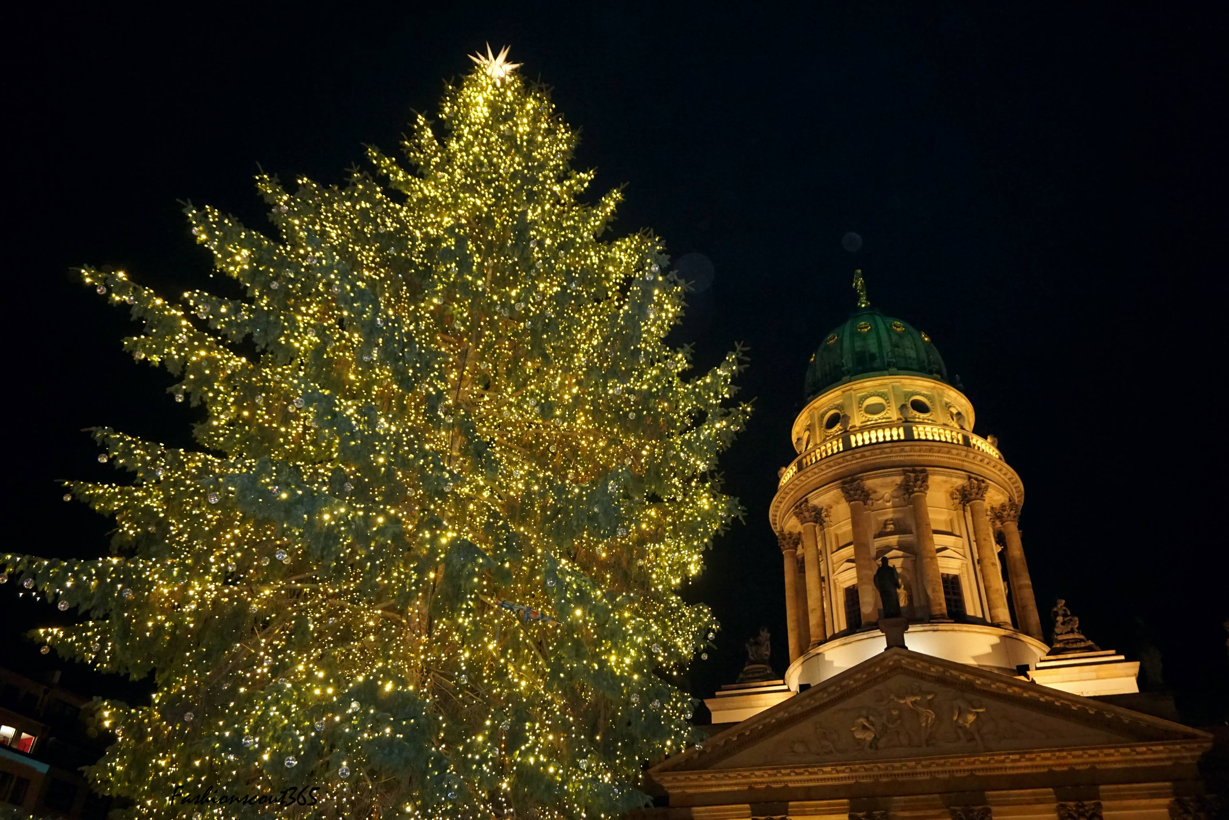 Highlights of Christmas markets am Gendarmenmarkt and an der Gedächtniskirche in Berlin