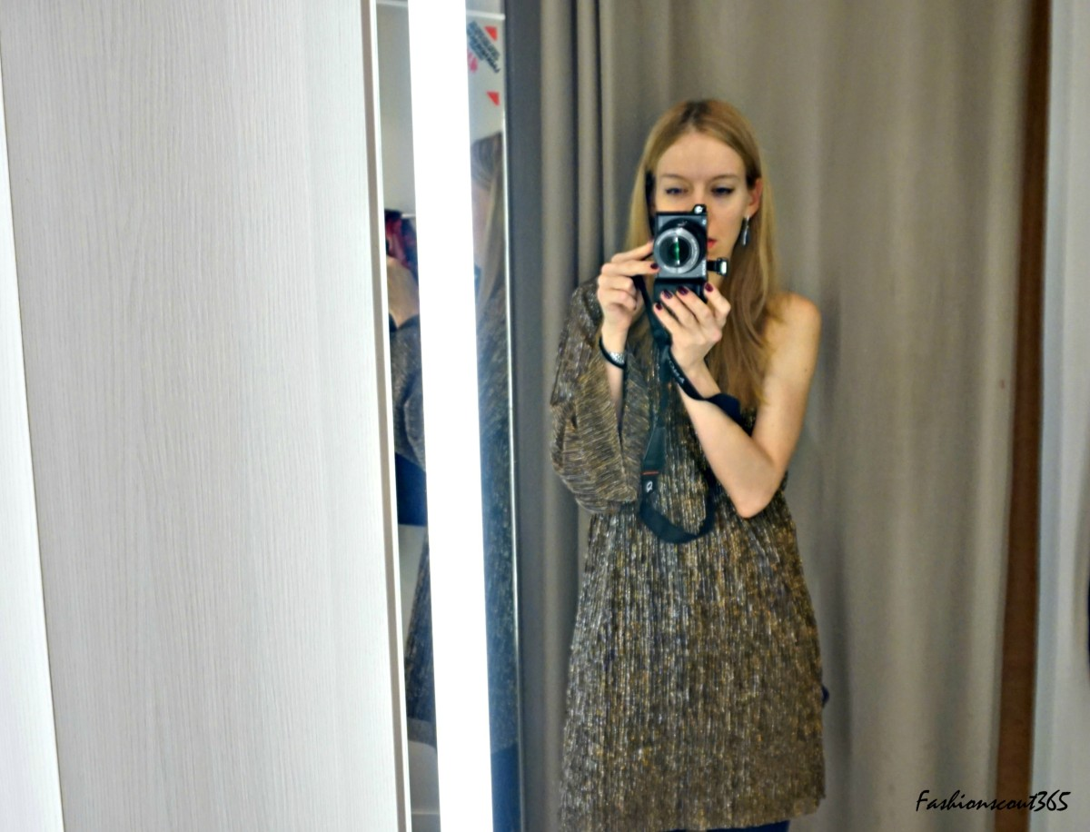 winter-sale-h&m-one-shoulder-kleid-schimmernd-damenmode-top-artikel-sale-erfahrungsbericht