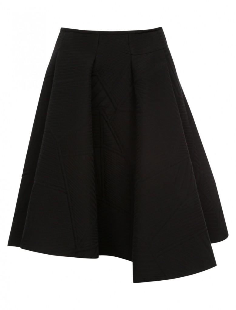 Асимметричная юбка, Max&Co., (цена со скидкой).