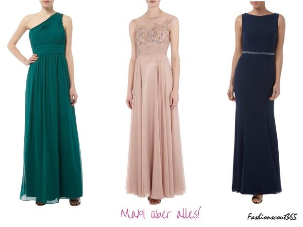 Fashionid Aktion: Maxi-Kleider für den besonderen Anlass. Unsere Top Picks.