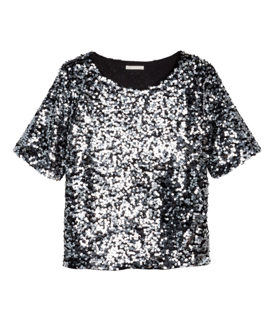 h&m-party-pailetten-top-silber_beste-top-angebote-damenkleidung-online-shops