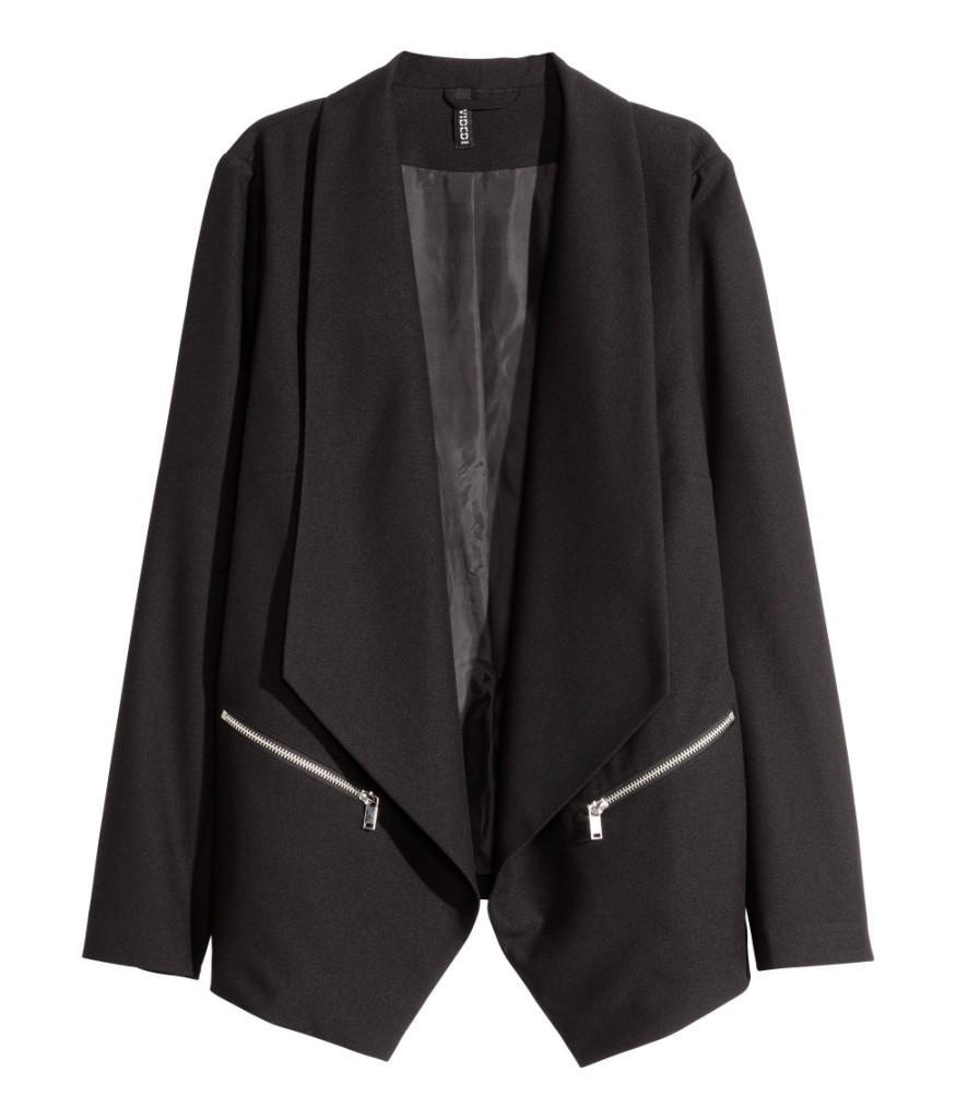 Top-Angebote aus H&M-Sale: Jacke mit Schalkragen. Modische Garderobe-Basics günstig kaufen mit Tipps