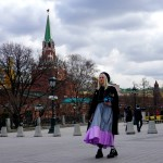 Streetstyle Stars at Mercedes-Benz Fashion Week Russia (Part 1)