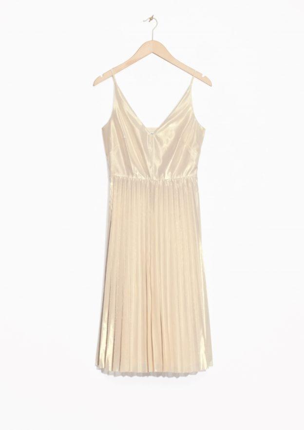 cos-sale-top-schnaeppchen-damenkleidung-metallic-kleid-gold-reduziert