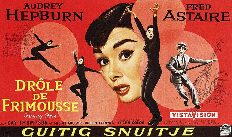 poster-filma-funny-face-s-audrey-hepburn-kino-o-mode